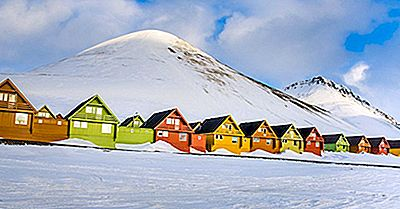 Cele Mai Nordice Orașe Și Orașe Ale Lumii
