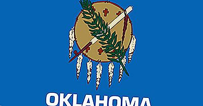 Bandeira Do Estado De Oklahoma