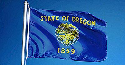 Bandeira Do Estado De Oregon