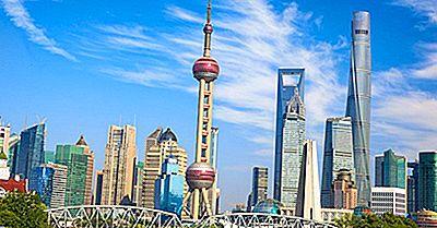 Les Villes Les Plus Riches De Chine