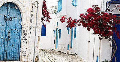Sidi Bou Said, Túnez - Lugares Únicos En El Mundo