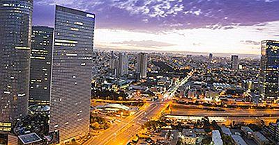 Les Plus Hauts Bâtiments En Israël