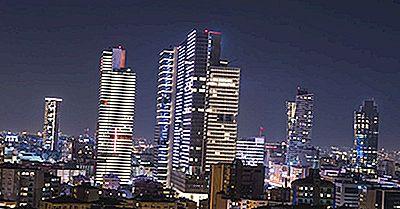 De Højeste Bygninger I Istanbul