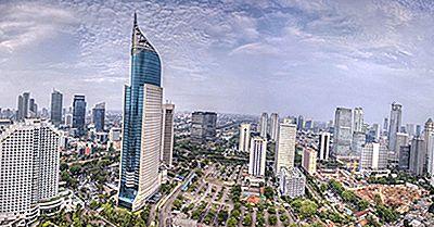 Gli Edifici Più Alti Di Jakarta