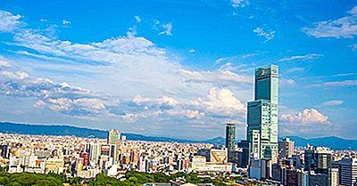 Gli Edifici Più Alti In Giappone