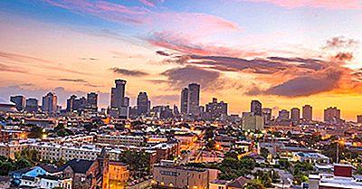 Os Edifícios Mais Altos Em Nova Orleans