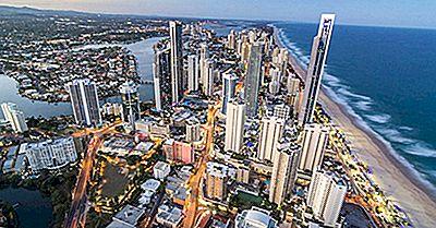 Los Edificios Más Altos En Oceanía