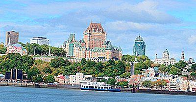 Cele Mai Înalte Clădiri Din Orașul Quebec