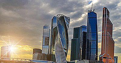 Os Edifícios Mais Altos Da Rússia