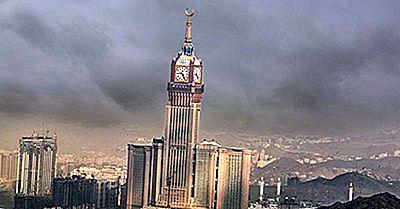 Os Edifícios Mais Altos Da Arábia Saudita