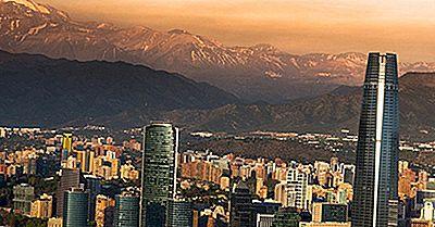 Los Edificios Más Altos En América Del Sur