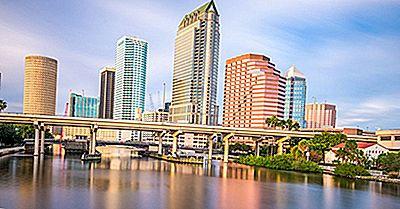 Los Edificios Más Altos En Tampa