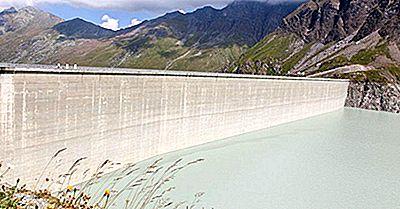 De Största Dammarna I Schweiz