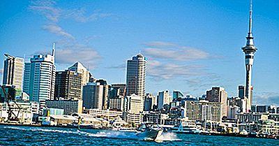 Le Strutture Più Alte In Nuova Zelanda