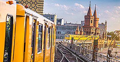 De 10 Bästa Offentliga Transitsystemen I Världen