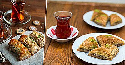 Top 10 Țări Care Iubesc Ceaiul Din Lume