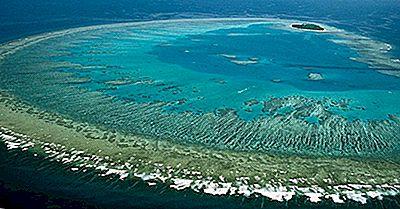 Os 12 Principais Países Da Costa E Da Conservação Marinha