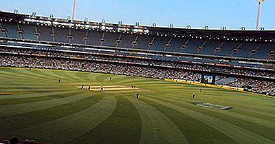 Top Cricket Stadiums I Australien Af Antal Spil Hosted