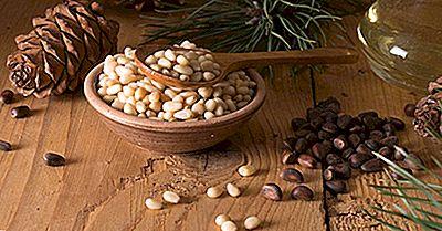 Top Pine Nut Konsumierende Länder
