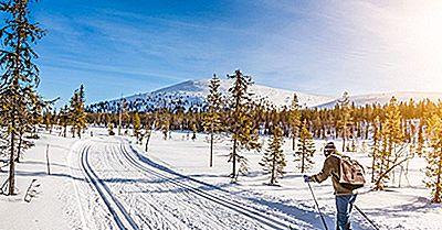 Toppländer För Turister Till Finland