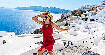 Principales Países Emisores De Turistas A Grecia