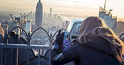 Top Kilde Lande Af Turister Til USA