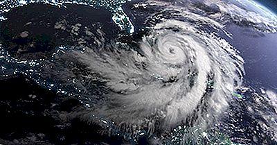 Estados Unidos Más Propensos A Los Desastres Naturales