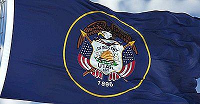 Bandeira Do Estado De Utah