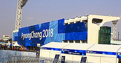 Capacidade Do Local Para Pyeongchang 2018