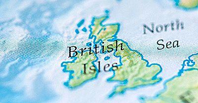 ¿Qué Y Dónde Están Las Islas Británicas?