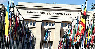 Hvad Er De Fem Regionale Grupper I FN?