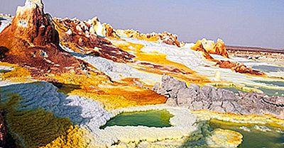 Quali Sono Le Principali Risorse Naturali Dell'Etiopia?