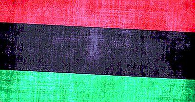 Quali Sono I Colori Panafricani?