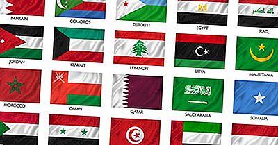Quais São As Cores Pan-Árabes?