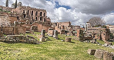 ¿Cuáles Son Las Siete Colinas De Roma?
