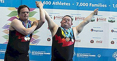Vad Är De Speciella Olympiska Spelen I Världen?