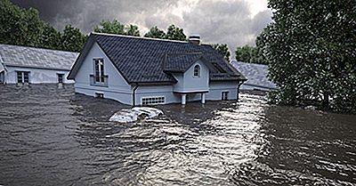 O Que Causa Inundações?