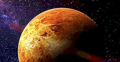 Vilken Färg Är Venus?