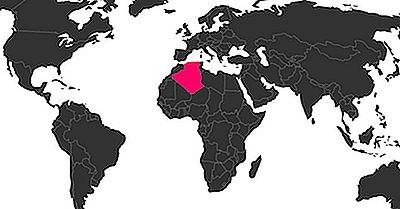 Hvilken Kontinent Er Algerie I?
