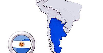 Quel Continent Est L'Argentine?