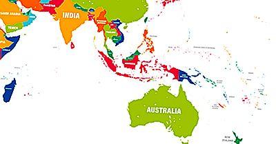 In Quale Continente Si Trova L'Australia?