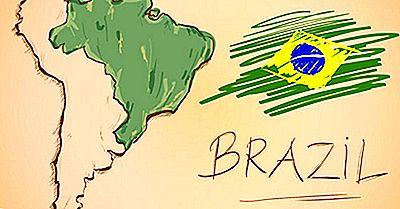 ¿En Qué Continente Está Brasil?
