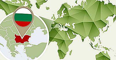 Em Que Continente Está A Bulgária?