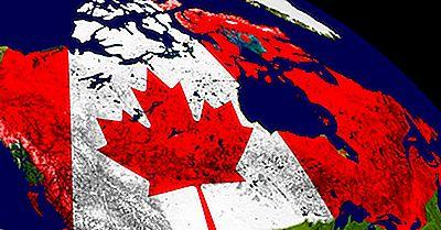 ¿Qué Continente Es Canadá?