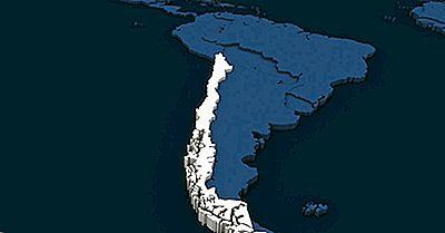 Em Que Continente Está O Chile?