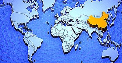 Ce Continent Este În China?