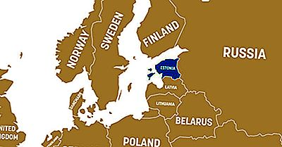 Hvilken Kontinent Er Estland I?