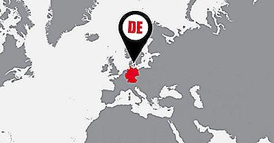 Quel Continent Est L'Allemagne?