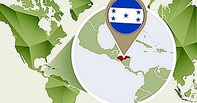 Ce Continent Este În Honduras?