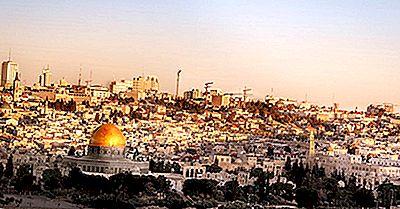 Dans Quel Continent Jérusalem Est-Elle?